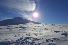 Mt Loch approach